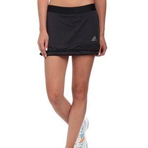 Adidas Black Climachill Skorts NWT Size Small